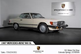 1987 Mercedes-Benz Classics 560SL:20 car images available