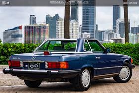 1987 Mercedes-Benz Classics 560SL