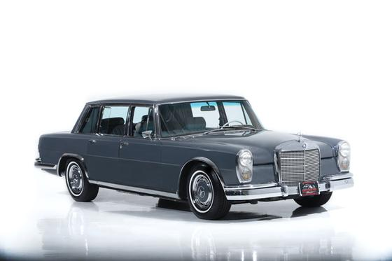 1965 Mercedes-Benz Classics 600:24 car images available
