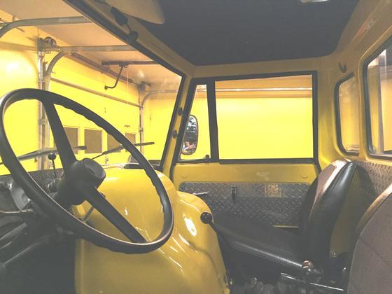 1972 Mercedes-Benz Classics  Unimog