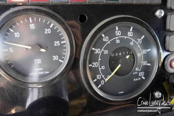 1983 Mercedes-Benz Classics Unimog