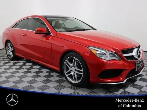 2016 Mercedes-Benz E-Class :24 car images available