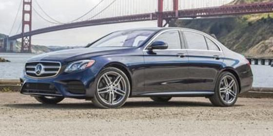 2018 Mercedes-Benz E-Class  : Car has generic photo