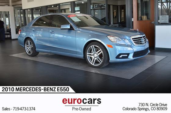2010 Mercedes-Benz E-Class :24 car images available