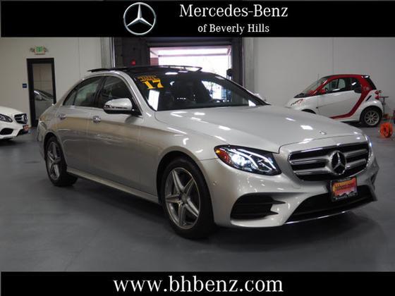 2017 Mercedes-Benz E-Class :19 car images available