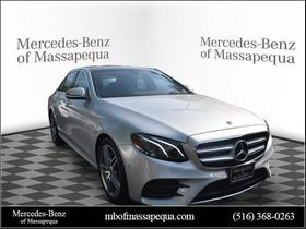 2018 Mercedes-Benz E-Class :21 car images available