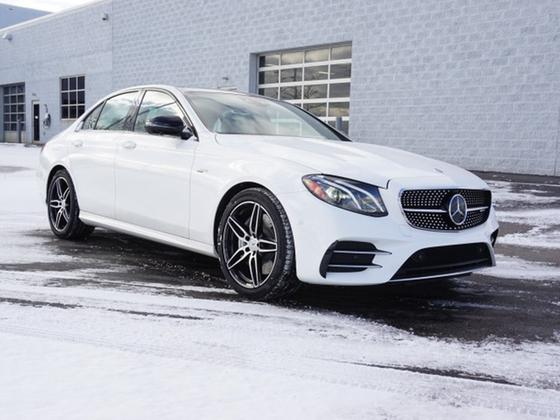2019 Mercedes-Benz E-Class :21 car images available