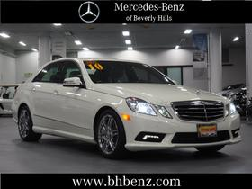2010 Mercedes-Benz E-Class :19 car images available
