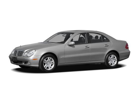 2006 Mercedes-Benz E-Class  : Car has generic photo