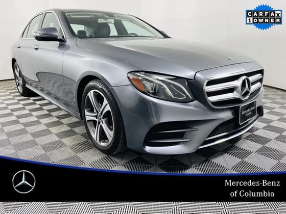 2019 Mercedes-Benz E-Class :24 car images available