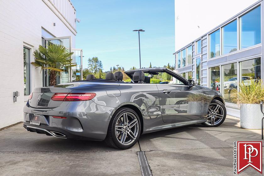 2018 Mercedes-Benz E-Class :23 car images available