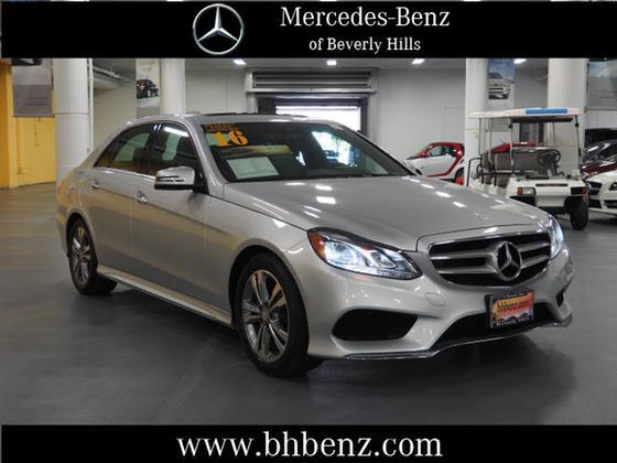 2016 Mercedes-Benz E-Class E250 BlueTEC:19 car images available