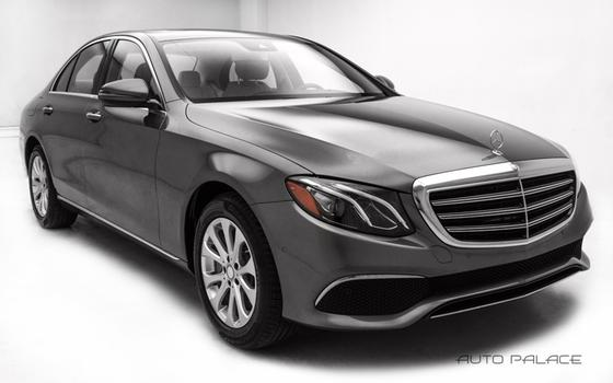 2017 Mercedes-Benz E-Class E300 4Matic:24 car images available