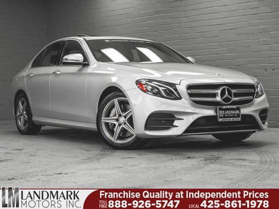 2017 Mercedes-Benz E-Class E300 Sport 4Matic:24 car images available