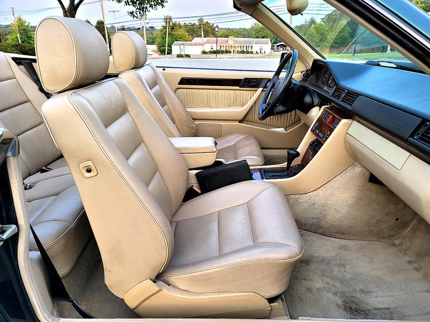 1995 Mercedes-Benz E-Class E320