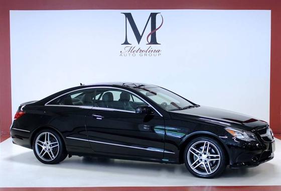 2014 Mercedes-Benz E-Class E350 4Matic:24 car images available