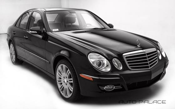 2008 Mercedes-Benz E-Class E350 4Matic:24 car images available