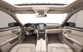 2016 Mercedes-Benz E-Class E350 4Matic