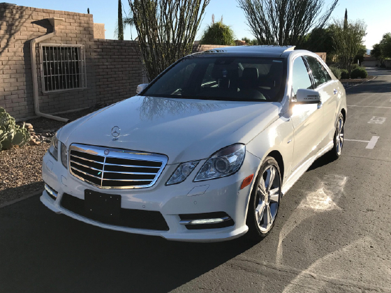 2012 Mercedes-Benz E-Class E350 4Matic:12 car images available