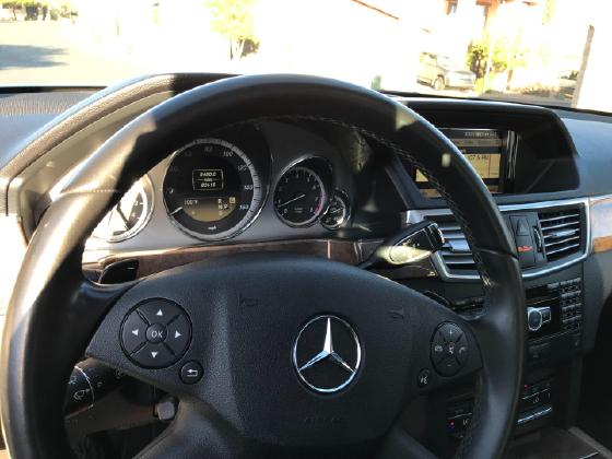 2012 Mercedes-Benz E-Class E350 4Matic