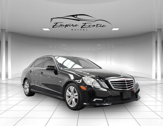 2011 Mercedes-Benz E-Class E350 BlueTEC:24 car images available