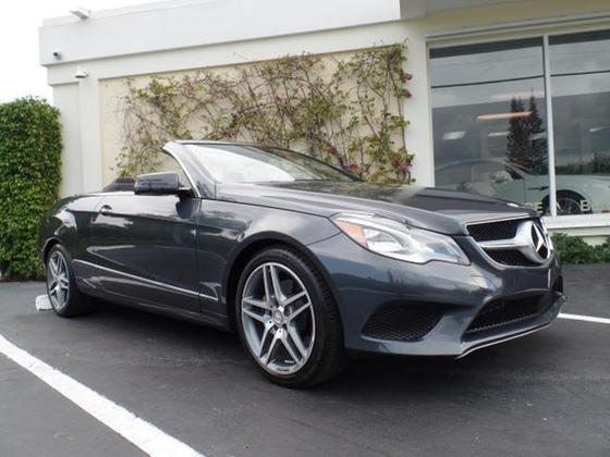 2014 Mercedes-Benz E-Class E350 Cabriolet:12 car images available