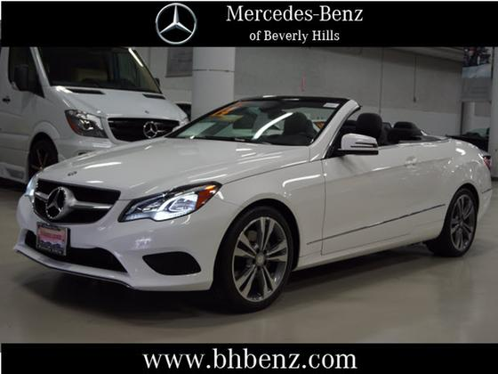 2014 Mercedes-Benz E-Class E350 Cabriolet:21 car images available