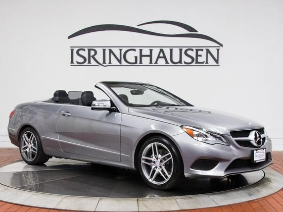 2014 Mercedes-Benz E-Class E350 Cabriolet:24 car images available
