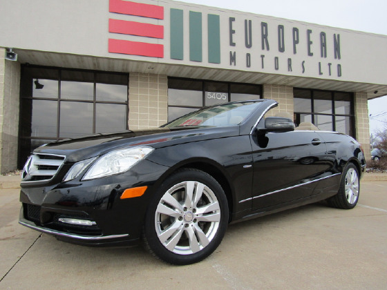 2012 Mercedes-Benz E-Class E350 Cabriolet:24 car images available