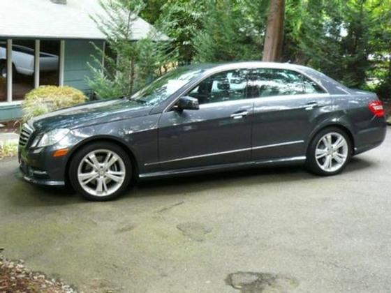 2013 Mercedes-Benz E-Class E350 Luxury:4 car images available