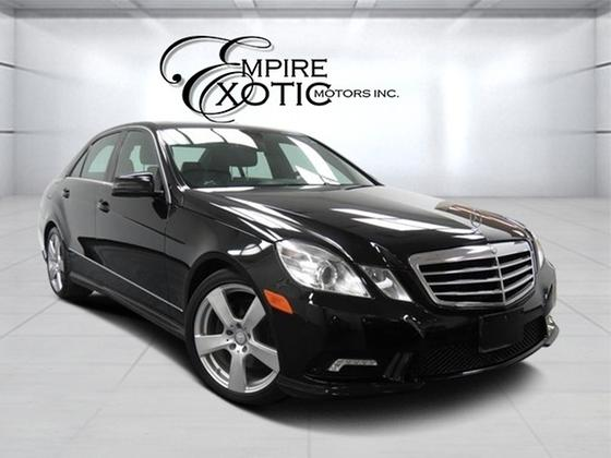 2011 Mercedes-Benz E-Class E350 Luxury:24 car images available