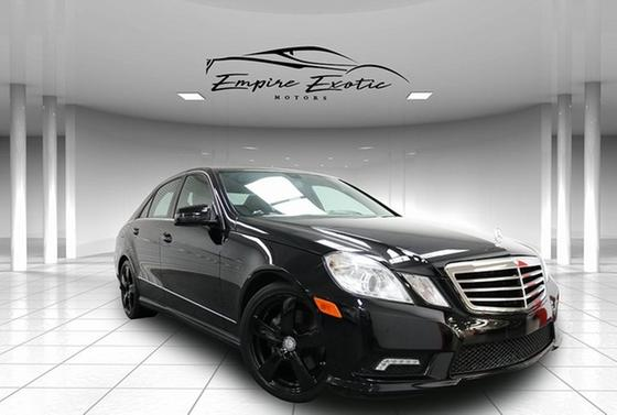 2011 Mercedes-Benz E-Class E350 Luxury:24 car images available