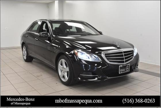 2016 Mercedes-Benz E-Class E350 Luxury