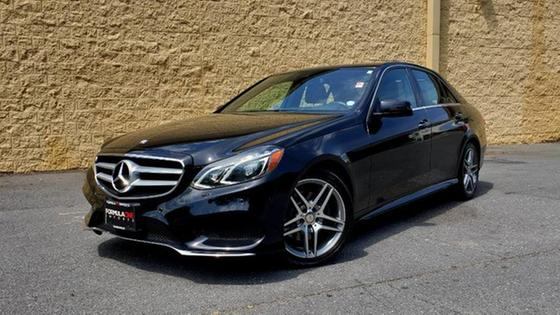 2016 Mercedes-Benz E-Class E350 Luxury:24 car images available