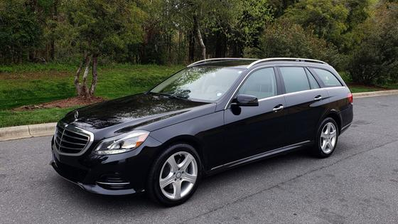 2014 Mercedes-Benz E-Class E350 Luxury:24 car images available