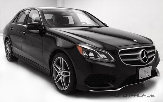 2014 Mercedes-Benz E-Class E350 Sport 4-Matic:24 car images available