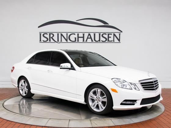 2013 Mercedes-Benz E-Class E350 Sport 4-Matic:23 car images available