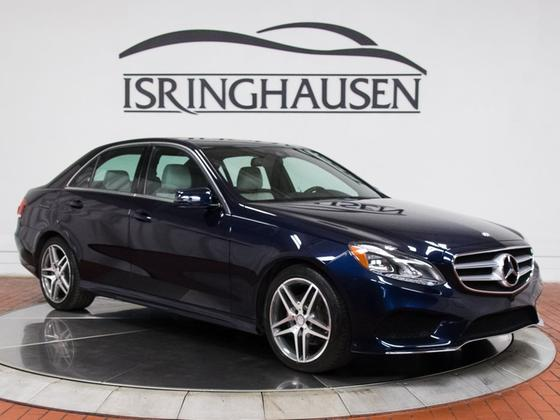 2015 Mercedes-Benz E-Class E350 Sport 4-Matic:23 car images available