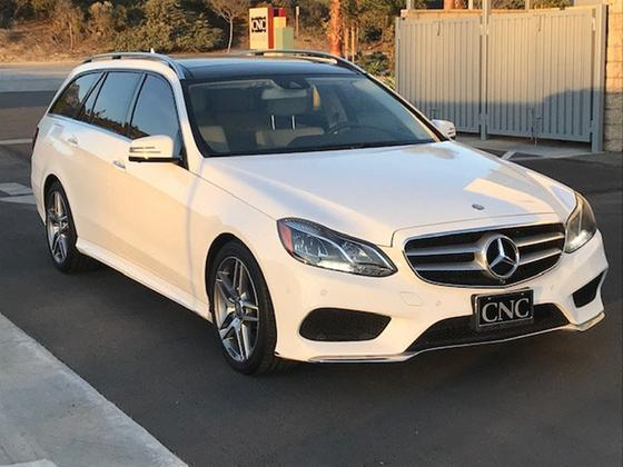 2016 Mercedes-Benz E-Class E350 Sport 4-Matic:13 car images available