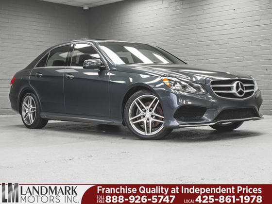 2016 Mercedes-Benz E-Class E350 Sport 4-Matic:24 car images available