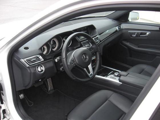 2016 Mercedes-Benz E-Class E350 Sport 4-Matic