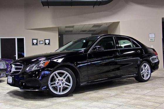 2014 Mercedes-Benz E-Class E350 Sport 4-Matic : Car has generic photo