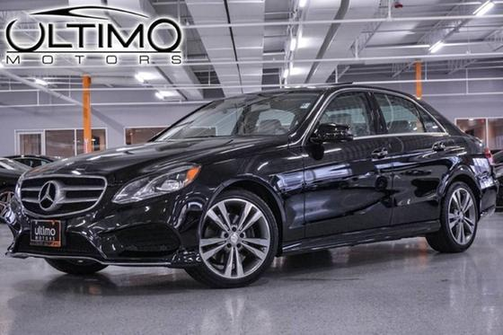 2014 Mercedes-Benz E-Class E350 Sport:24 car images available