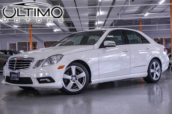 2011 Mercedes-Benz E-Class E350 Sport:24 car images available
