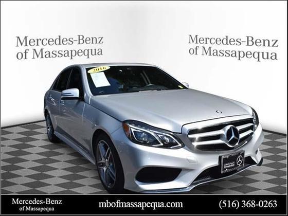 2016 Mercedes-Benz E-Class E350 Sport:24 car images available