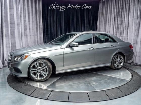 2015 Mercedes-Benz E-Class E350 Sport:24 car images available