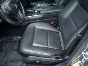 2015 Mercedes-Benz E-Class E350 Sport