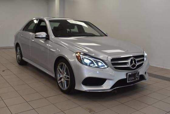 2016 Mercedes-Benz E-Class E350 Sport:20 car images available