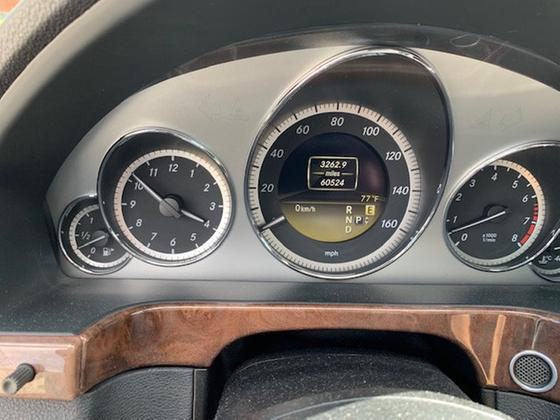 2011 Mercedes-Benz E-Class E350 Sport