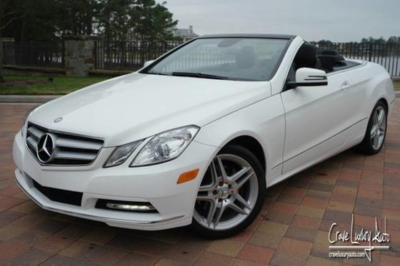 2013 Mercedes-Benz E-Class E350:24 car images available